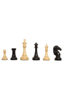 """The NEW Capablanca Series Luxury Chess Pieces - 4.0"""" King"""