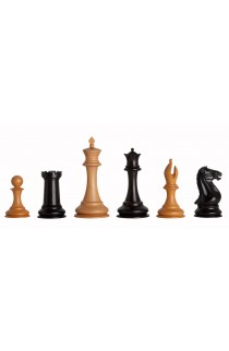 """The Golden Collector Series Luxury Chess Pieces - 4.4"""" King"""