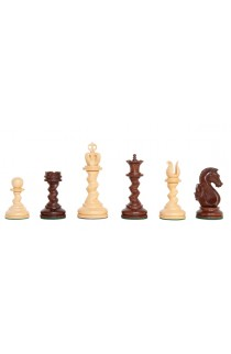 """The Camaratta Collection - The Hippocampus Series Chess Pieces - 4.4"""" King"""