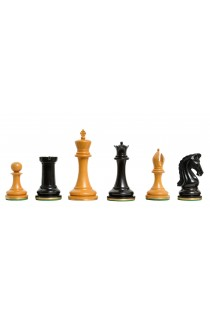 """The Imperial Collector Series Luxury Chess Pieces with Brass Weighting - 4.4"""" King"""