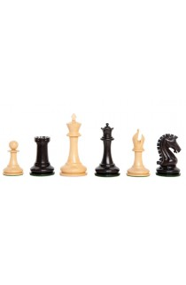 The 2019 St. Louis Rapid and Blitz Official Chess Pieces - The Pieces Used In The Actual Tournament - DGT-Enabled
