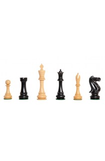 """The St. Petersburg 1895 Series Luxury Chess Pieces - 6"""" King"""