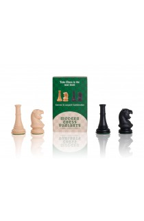 Leopard and Cannon - Musketeer Chess Variant Kit - 4 Set