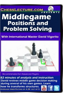 Middlegame Positions and Problem Solving Front