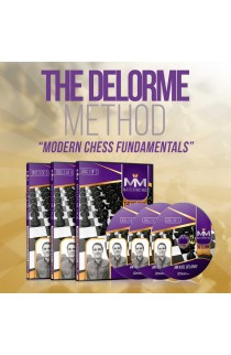 MASTER METHOD - The Delorme Method - GM Axel Delorme - Over 15 hours of Content!