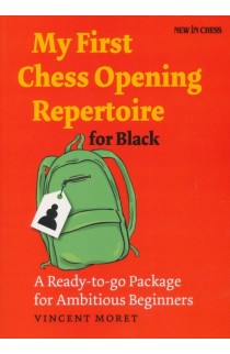 SHOPWORN - My First Chess Opening Repertoire for Black