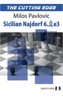 CLEARANCE - The Cutting Edge - VOLUME 2 - The Najdorf Sicilian 6. Be3