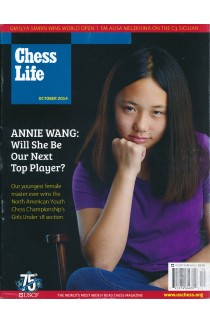 CLEARANCE - Chess Life Magazine - October 2014 Issue