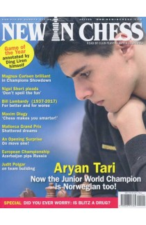 New In Chess Magazine - Issue 2017/8
