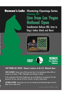 E-DVD ROMAN'S LAB - VOLUME 24 - Live from the Las Vegas National Open