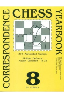 CLEARANCE - Correspondence Chess Yearbook - Volume 8