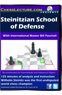 Steinitzian School of Defense front