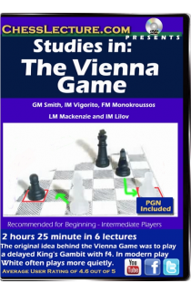 Studies in: The Vienna Game Front