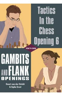 CLEARANCE - Tactics in the Chess Opening - VOLUME 6