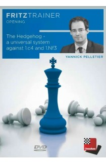 The Hedgehog - A Universal System Against 1. c4 and 1. Nf3 - Yannick Pelletier