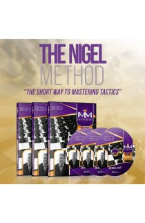 E-DVD MASTER METHOD - The Nigel Method – GM Nigel Short - Over 15 hours of Content!