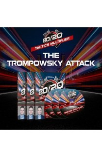 The Trompowsky Attack - IM Levy Rozman - 80/20 Tactics Multiplier