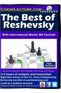The Best of Reshevsky Front
