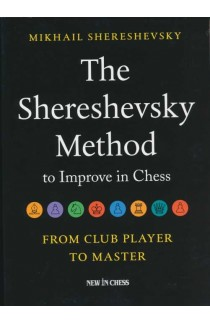 The Shereshevsky Method to Improve in Chess