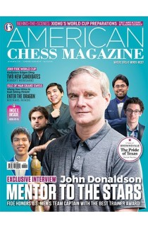 AMERICAN CHESS MAGAZINE Issue no. 14 & 15 Combined