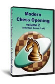 DOWNLOAD - Modern Chess Opening - Semi-Open Games (1.e4) - VOLUME 2