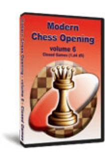 DOWNLOAD - Modern Chess Opening - Closed Games (1. d4 d5) - VOLUME 6
