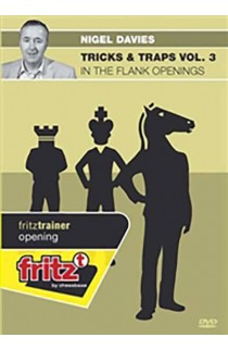TRICKS AND TRAPS - In the Flank Openings - Nigel Davies - VOLUME 3