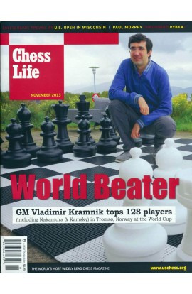 CLEARANCE - Chess Life Magazine - November 2013 Issue