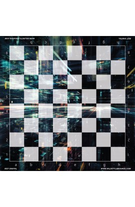 Digital - Full Color Vinyl Chess Board