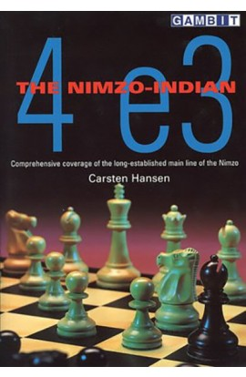 CLEARANCE - The Nimzo-Indian - 4. e3