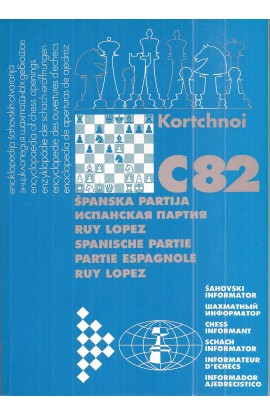 CLEARANCE - Encyclopaedia of Chess Openings - Ruy Lopez/Spanish C82
