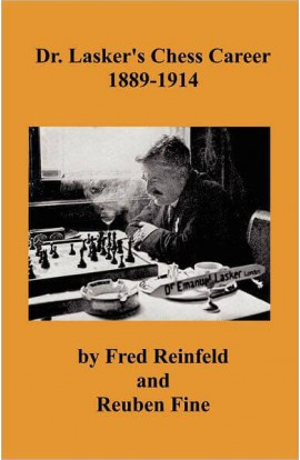 Dr. Lasker's Chess Career 1889-1914