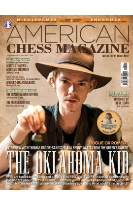 PRE-ORDER - AMERICAN CHESS MAGAZINE Issue no. 20