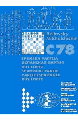 CLEARANCE - Encyclopaedia of Chess Openings - Ruy Lopez C78