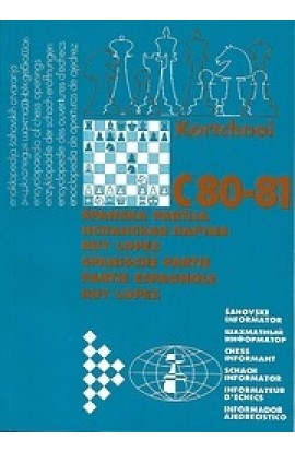 CLEARANCE - Encyclopaedia of Chess Openings - Korchnoi C80-81