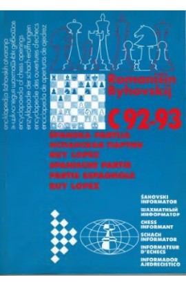 CLEARANCE - Encyclopaedia of Chess Openings - Ruy Lopez C92-93