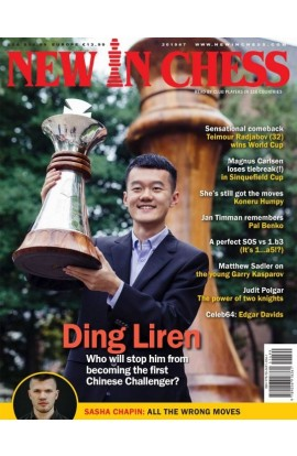 PRE-ORDER - New In Chess Magazine - Issue 2019/7