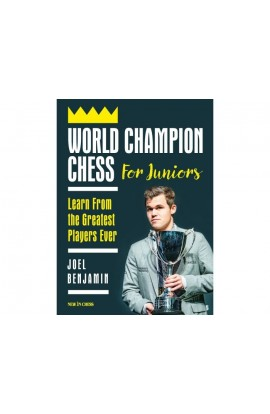 PRE-ORDER - World Champion Chess for Juniors