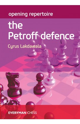 PRE-ORDER - Opening Repertoire - The Petroff Defence