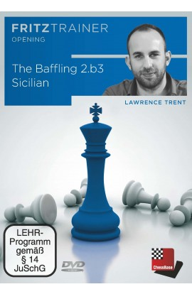 The Baffling 2.b3 Sicilian - Lawrence Trent