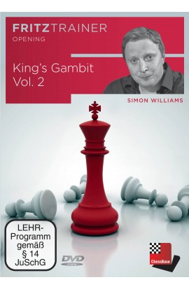 King's Gambit - Simon Williams - Volume 2