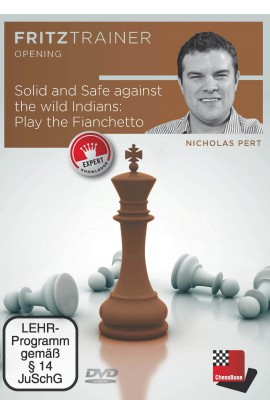 Solid and Safe Against the Wild Indians - Play the Fianchetto - Nicholas Pert
