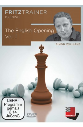 The English Opening - Simon WIlliams - VOL. 1