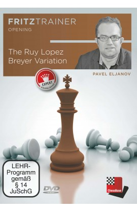 The Ruy Lopez Breyer Variation - Pavel Eljanov