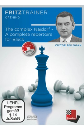 The Complex Najdorf - A Complete Repertoire for Black - GM Victor Bologan