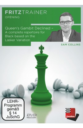 Queen's Gambit Declined - A Complete Repertoire for Black Based upon the Lasker Variation - IM Sam Collins