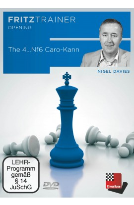 The 4... Nf6 Caro-Kann - Nigel Davies