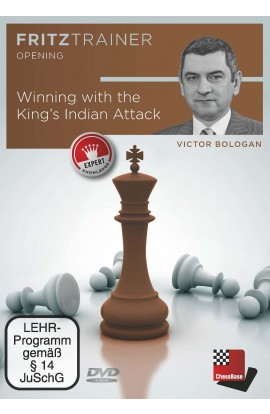 Winning with the King's Indian Attack - Victor Bologan