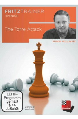 The Torre Attack - Simon Williams