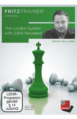 Simon Williams - The London System with 2.Bf4 Reloaded